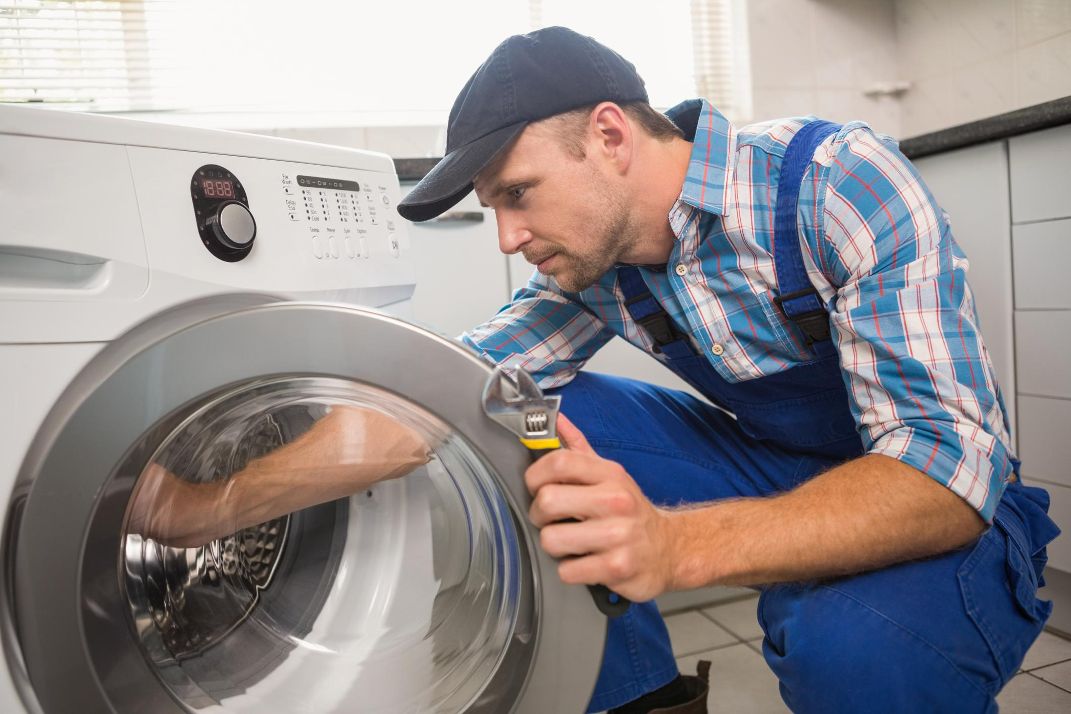 Washer Repair in Abbotsford